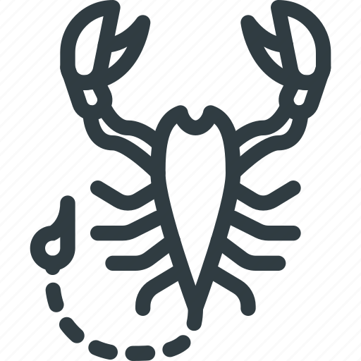 Astrology, horoscope, scorpio, zodiac icon - Download on Iconfinder