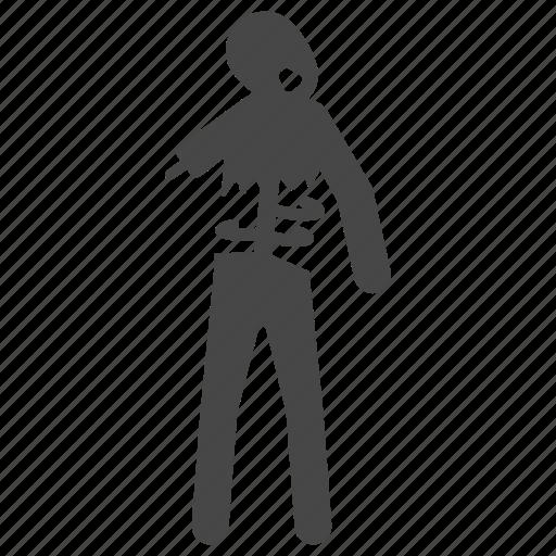 corpse, halloween, horror, undead, voodoo, zombi, zombie icon