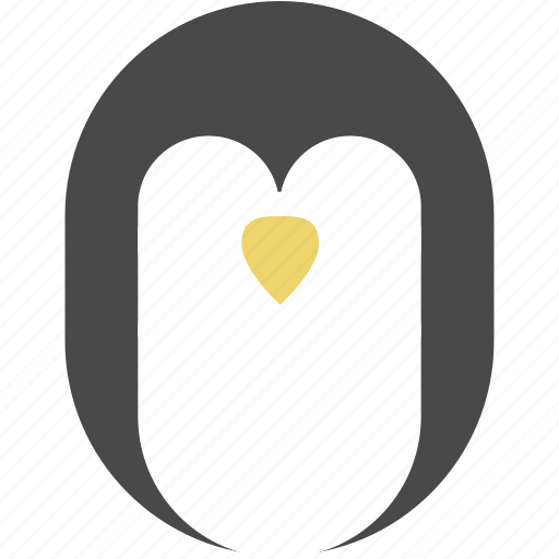 animal, cute, forest, jungle, nature, penguin, zoo icon
