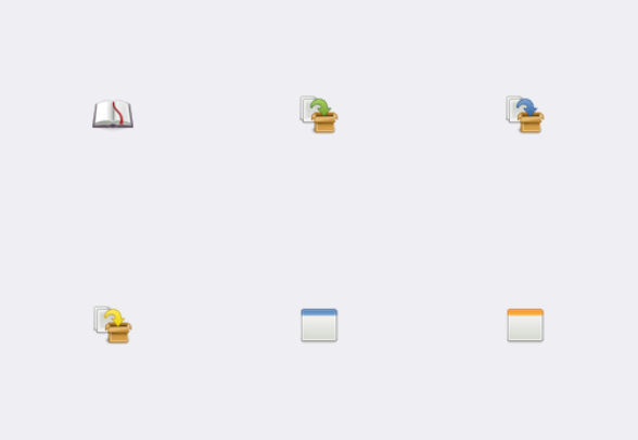Gnome Web Icons icons by