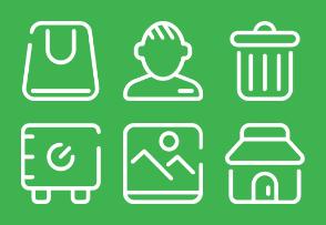 25 Free UI icons