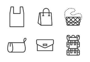 30px: Bags