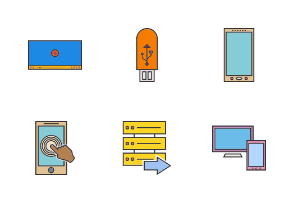 2 - Data & Devices Line Filled