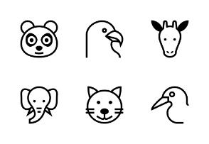 Animals and Birds 1