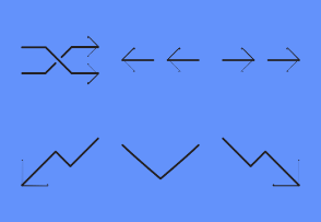 Arrows and Directions