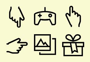 Creative Icons volume 1