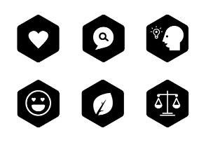Badge - Set 2