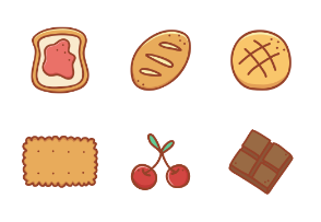 Bakery and Dessert Color
