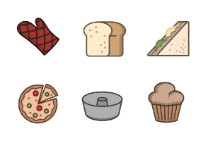 Bakery Colored
