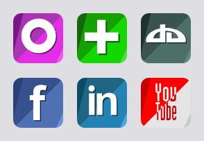 Balvardi Social Network Iconset