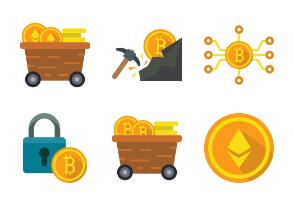 Bitcoin & Ethereum - Flat