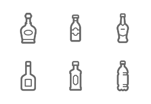 Bottle and beverage line