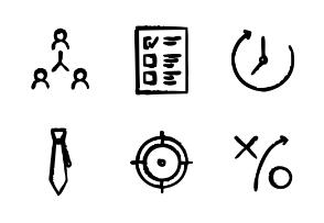 Business life (sketch)