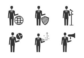 Business management (set 1)