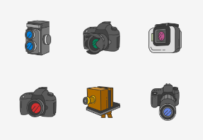 Camera - Colored