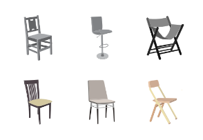 Chair Icons v2