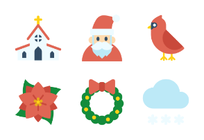 Christmas Flat - Santa Claus is coming