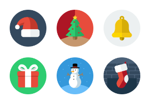 Christmas - Icon't Event Circle