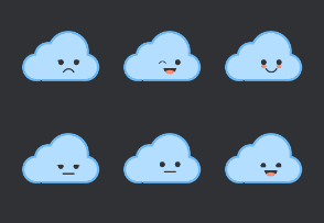 Cloud Emojis v2