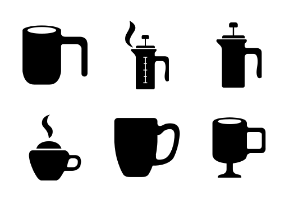 Coffee: cups & dishes