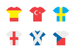 Flag-Shirts: Geometric Simplification