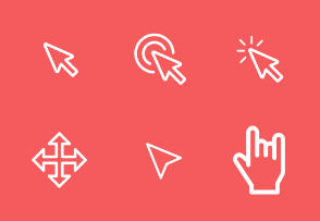 Cursors & Gestures