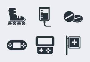 Digital game, sports, medical
