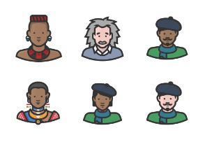 Diversity Avatars Vol. 1