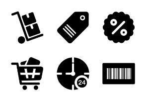 E Commerce UI - Glyph