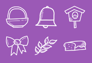 Easter Doodles Vol 2