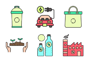 Fillicons: Ecology