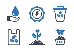 Ecology and Energy - Blue Tone #1