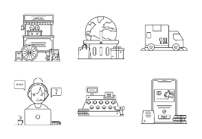 eCommerce and Shopping Delivery