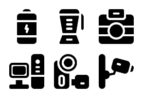 Electronic device set (Solid)