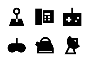 Electronics and Devices Glyph 24 px ver2