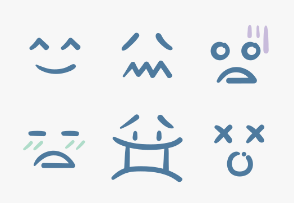 Emoji Line Doodle