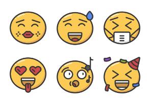 Emoji - Soft Fill