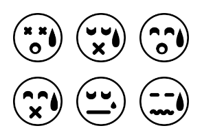 Emoticon Set Volume 9