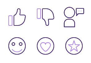 Feedback style outline color