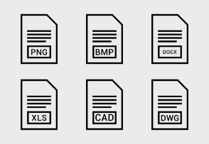 File Extension Names Vol 1
