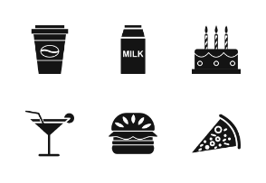Food Glyph