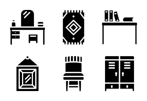 Furniture Elements Solid Pack