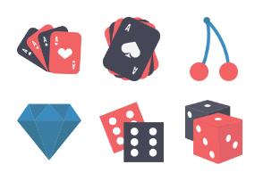 Gambling/Casino set
