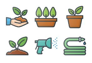 Gardening & Farming Set 02
