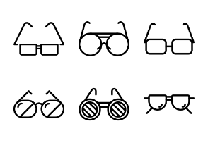 Glasses Line Pack