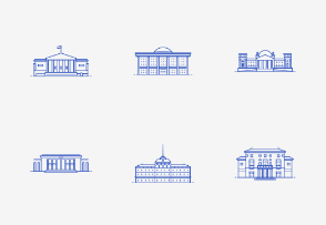 Government Buildings - Outline