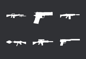 Guns & weapons