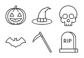 Halloween - Icon't Event Line