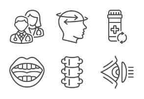 Healthcare - Set 7