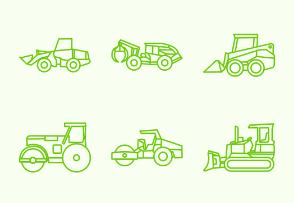 Heavy Equipment Vehicle